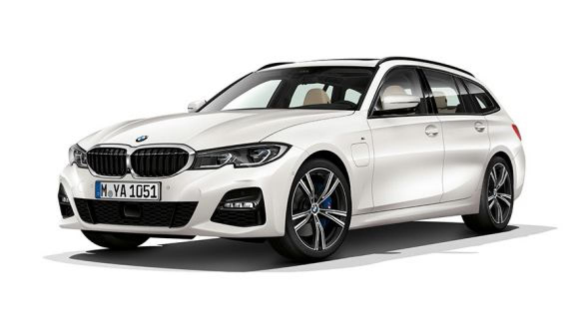 BMW 3 REEKS TOURING PLUG-IN-HYBRIDE