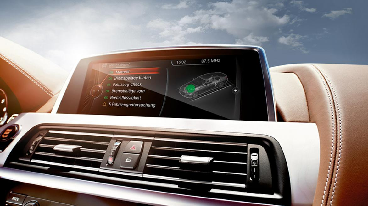 BMW Airconditioning service